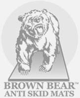 Brown Bear Anti Skid Mats
