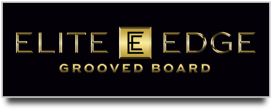 Elite Edge Grooved Board